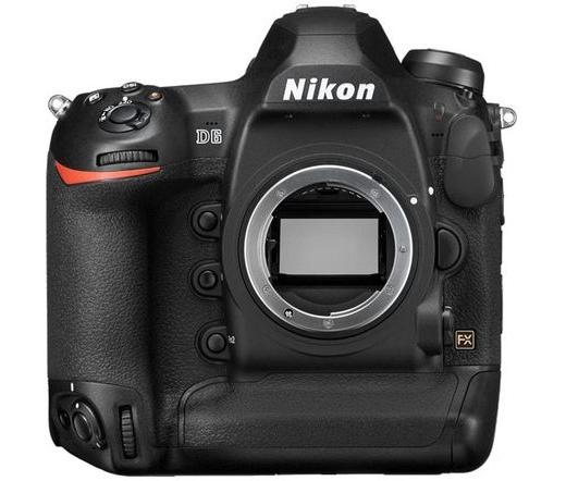 Nikon D6 váz