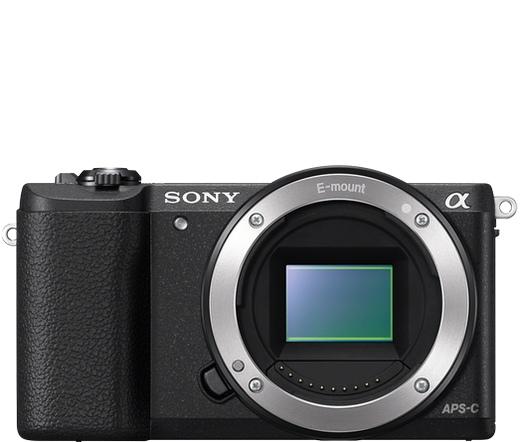 Sony Alpha 5100 váz fekete
