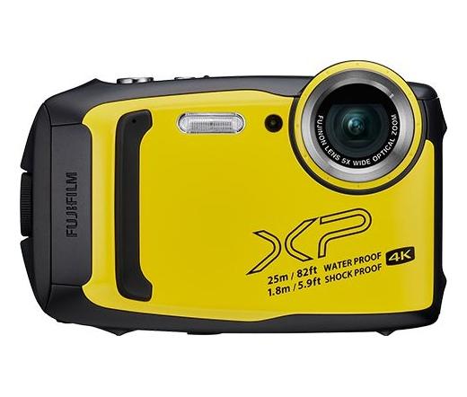 Fujifilm FinePix XP140 sárga