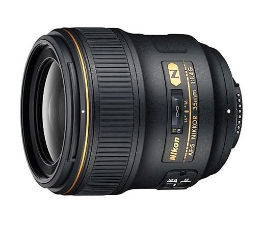 Nikon Nikkor AF-S 35mm f1.4G