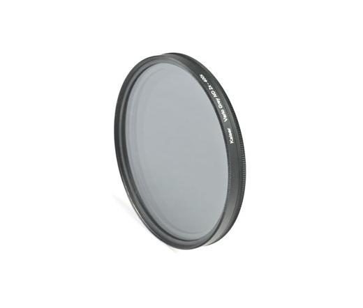 Kaiser Vario Greyfilter ND2x – ND400x 58mm