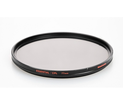 Használt Manfrotto  Essential Circ.Pol. 77mm MFESS