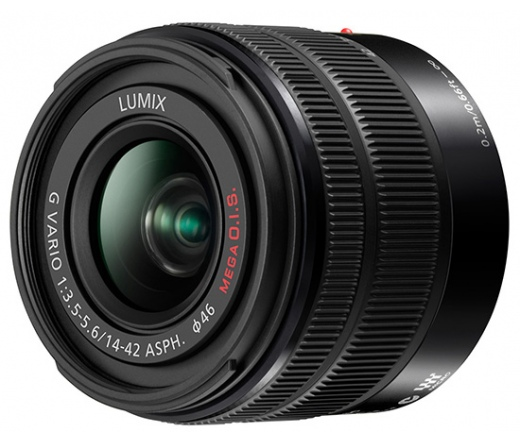 Panasonic LUMIX G VARIO 14-42mm / F3.5-5.6 II ASPH