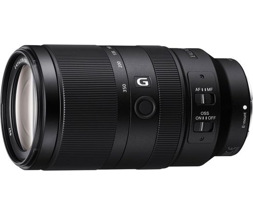 Sony E 70–350 mm F4.5–6.3 G OSS
