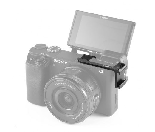 SMALLRIG Cold Shoe Adapter(Left Side) Sony A6100