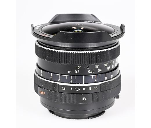 Használt Carl Zeiss F-Distagon 16mm f/2.8 HFT Mult