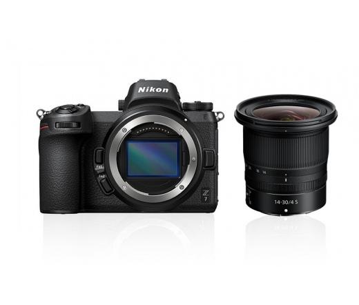Nikon Z7 + 14-30 f/4 kit