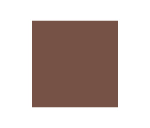 Colorama 2.72x25m Peat Brown _80