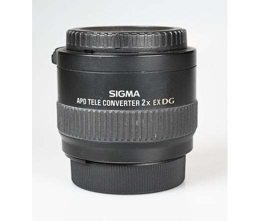 Használt Sigma 2x telekonverter APOEX DG Nikon sn: