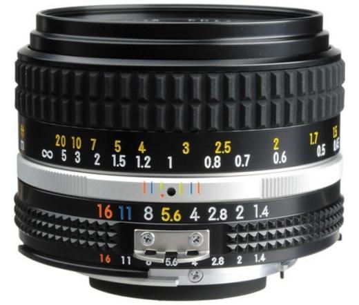 Nikon Nikkor 50mm f/1.4