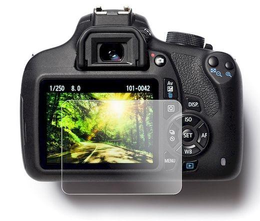 easyCover soft Canon EOS 7D Mark II