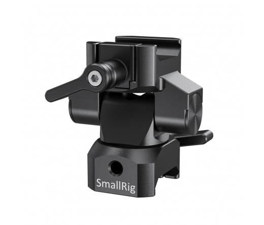 SMALLRIG Swivel and Tilt Monitor Mount with Nato C