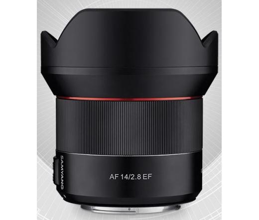 SAMYANG 14mm f/2.8 AF (Canon)