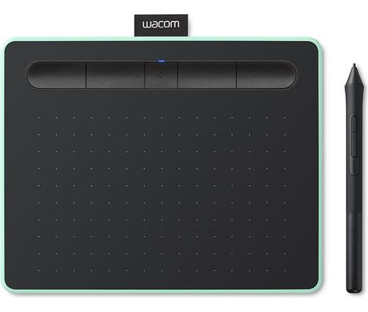 Wacom Intuos S Bluetooth pisztácia North