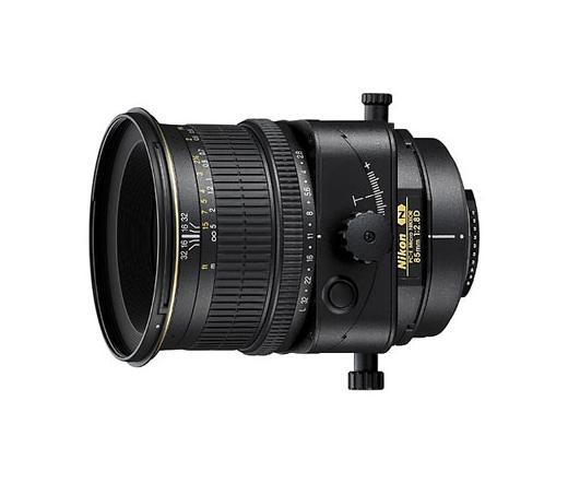 Nikon Nikkor 85mm f/2.8D ED PC-E