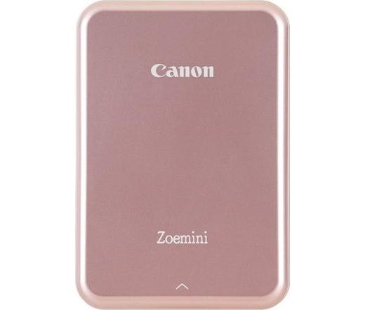 CANON Zoemini nyomtató Starter Kit (Rózsaarany)