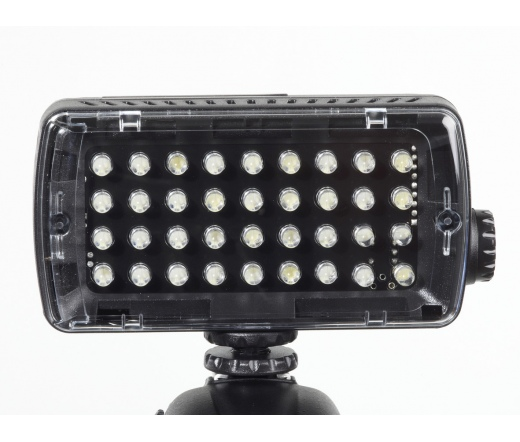 Manfrotto midi-36 LED lámpa