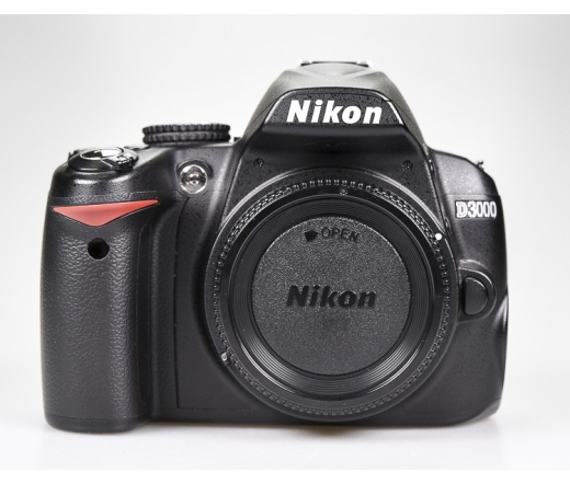 Használt Nikon D3000 sn:6177403