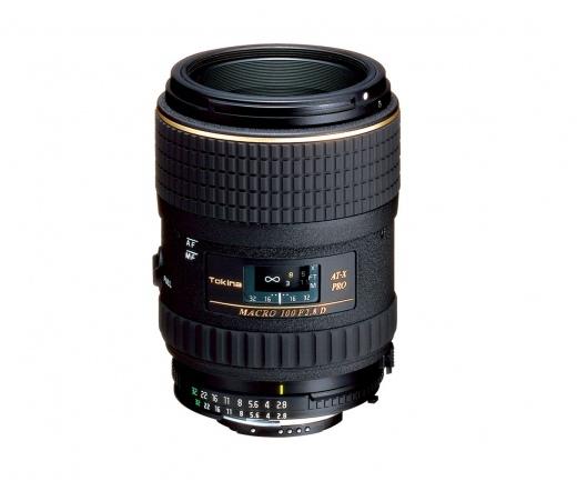 Tokina AF 100mm f/2.8 PRO D (Canon)
