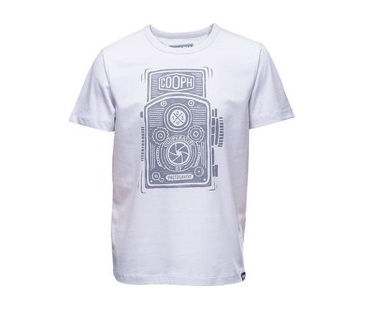 Cooph férfi póló One-Eyed-One esőfelhő L