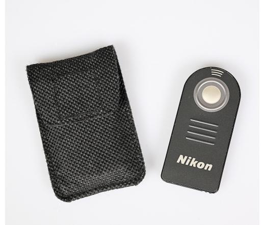 Használt Nikon ML-L3 infra távirányító