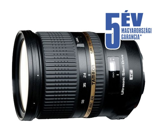 Tamron SP 24-70mm f/2.8 VC USD (Canon)