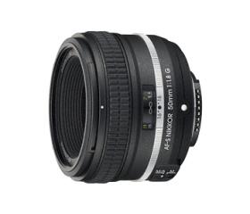 Nikon 50mm f/1.8 AF-S Special Edition