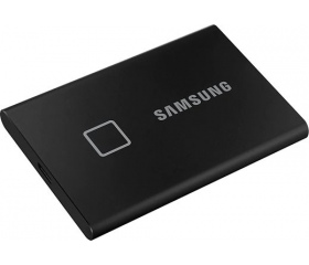 Samsung T7 Touch SSD 500GB fekete