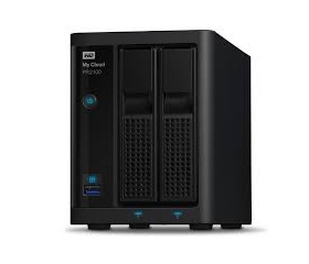 WD My Cloud Pro PR2100 16TB