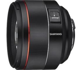 Samyang AF 85mm F1.4 F