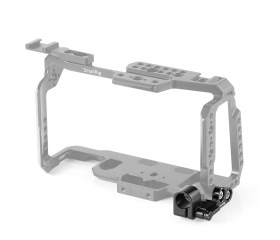 SMALLRIG 15mm Single Rod Clamp for BMPCC 4K & 6K