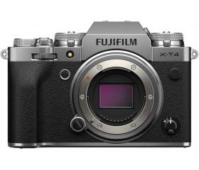 Fujifilm X-T4 ezüst váz