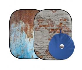 Lastolite Urban összecsukható háttér 1.5x2.1m Rust