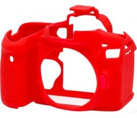 easyCover szilikontok Canon EOS 80D piros