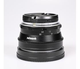 Használt Pergear 35mm 1:1.6 Sony E-mount