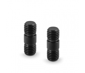 SMALLRIG 2pcs Rod Connector for 15mm Rods 900