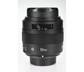 Használt Yongnuo Nikon 50mm f/1.4 N E AF objektív
