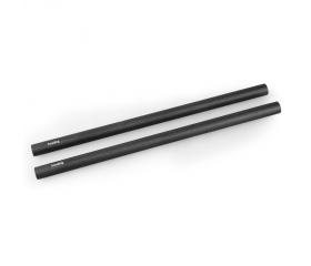 SMALLRIG 15mm Carbon Fiber Rod - 30cm 12 inch (2pc