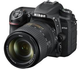 Nikon D7500 + 18-300 VR Kit