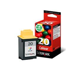 Lexmark Színes No20 Nagy Kapacitású