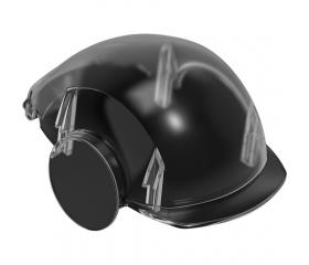SMALLRIG DJI Transparent gimbal head protector