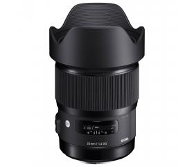 Sigma 20mm f/1.4 (A) DG HSM (Canon)