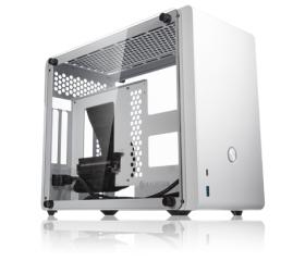 Raijintek Ophion EVO Mini-ITX ablakos fehér ház