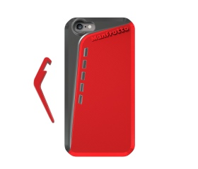 Manfrotto KLYP+ piros tok iPhone 6-hoz