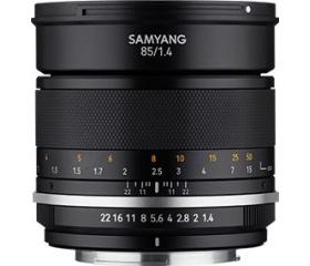 Samyang MF 85mm f/1.4 MK2 (Nikon AE)