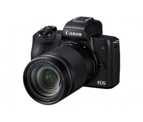 CANON EOS M50 + EF-M 18-150mm Kit fekete