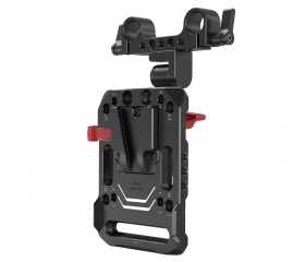 SMALLRIG V Mount Battery Plate with Adjustable Arm