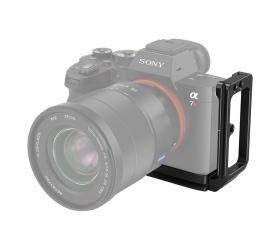 SMALLRIG L-Bracket for Sony Alpha 7R IV and A9 II