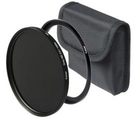 KAISER 58mm ND 1000x szűrő + tartozékok
