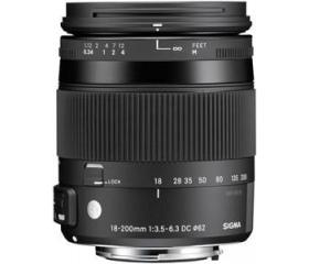 SIGMA AF 18-200mm f/3.5-6.3 DC MACRO OS HSM C. CAN